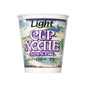 日清食品『カップヌードルライトそうめん』