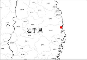 東北マップ