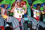 日本のまんなか渋川へそ祭り