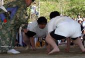 女だけの相撲大会